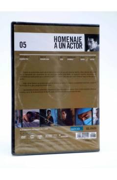 Contracubierta de DVD HOMENAJE A UN ACTOR: JAVIER BARDEM 5. SEGUNDA PIEL (Gerardo Vega) El País 2008