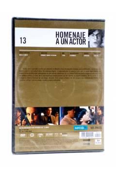 Contracubierta de DVD HOMENAJE A UN ACTOR: JAVIER BARDEM 13. BOCA A BOCA (Manuel Gómez Pereira) El País 2008