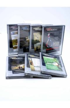 Cubierta de DVD CINE DOCUMENTAL. LOTE DE 7 DVDS (Vvaa) El País 2007
