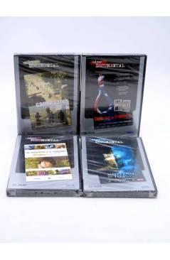 Contracubierta de DVD CINE DOCUMENTAL. LOTE DE 7 DVDS (Vvaa) El País 2007