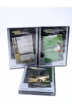Muestra 2 de DVD CINE DOCUMENTAL. LOTE DE 7 DVDS (Vvaa) El País 2007