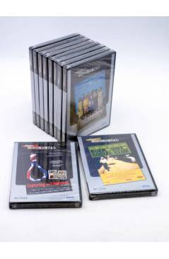 Contracubierta de DVD CINE DOCUMENTAL. COLECCIÓN COMPLETA 10 DVD (Vvaa) El País 2007