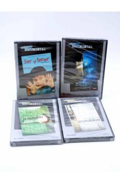 Muestra 1 de DVD CINE DOCUMENTAL. COLECCIÓN COMPLETA 10 DVD (Vvaa) El País 2007