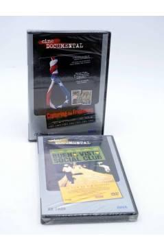 Muestra 3 de DVD CINE DOCUMENTAL. COLECCIÓN COMPLETA 10 DVD (Vvaa) El País 2007