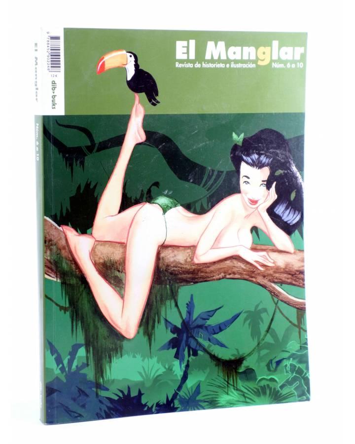 Muestra 8 de EL MANGLAR. REVISTA DE HISTORIETA E ILUSTRACIÓN RETAPADO NºS 6 A 10 (Vvaa) Dibbuks 2007