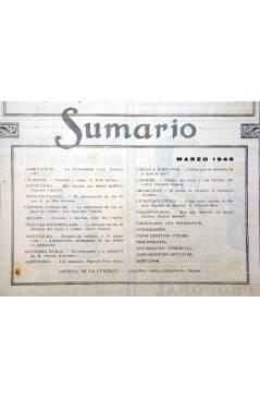 Muestra 1 de REVISTA EL CULTIVADOR MODERNO AÑO XXIX Nº 3. MARZO 1946 (Vvaa) El Cultivador Moderno 1946