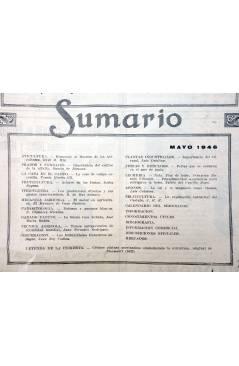 Muestra 1 de REVISTA EL CULTIVADOR MODERNO AÑO XXIX Nº 5. MAYO 1946 (Vvaa) El Cultivador Moderno 1946