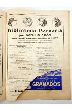 Muestra 4 de REVISTA EL CULTIVADOR MODERNO AÑO XXIX Nº 5. MAYO 1946 (Vvaa) El Cultivador Moderno 1946