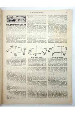 Muestra 2 de REVISTA EL CULTIVADOR MODERNO AÑO XXIX Nº 6. JUNIO 1946 (Vvaa) El Cultivador Moderno 1946