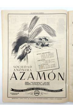 Muestra 2 de REVISTA EL CULTIVADOR MODERNO AÑO XXIX Nº 7. JULIO 1946 (Vvaa) El Cultivador Moderno 1946