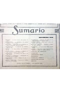 Muestra 1 de REVISTA EL CULTIVADOR MODERNO AÑO XXIX Nº 11. NOVIEMBRE 1946 (Vvaa) El Cultivador Moderno 1946