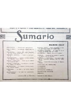 Muestra 1 de REVISTA EL CULTIVADOR MODERNO AÑO XXX Nº 3. MARZO 1947 (Vvaa) El Cultivador Moderno 1947