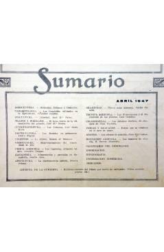 Muestra 1 de REVISTA EL CULTIVADOR MODERNO AÑO XXX Nº 4. ABRIL 1947 (Vvaa) El Cultivador Moderno 1947