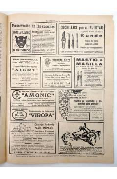 Muestra 2 de REVISTA EL CULTIVADOR MODERNO AÑO XXX Nº 11. NOVIEMBRE 1947 (Vvaa) El Cultivador Moderno 1947