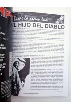 Muestra 1 de DAMPYR VOL. 3 Nº 1. LA MALDICIÓN DE VARNEY (Boselli / Roi) Aleta 2012