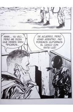 Muestra 3 de DAMPYR VOL. 3 Nº 3. EL PAÍS DEL SUEÑO (Boselli / Dotti / Russo) Aleta 2013
