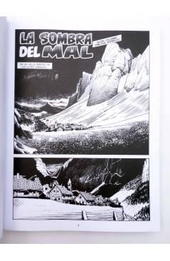 Muestra 1 de DAMPYR VOL. 3 Nº 5. LA SOMBRA DEL MAL (Boselli / Dotti / Russo) Aleta 2015