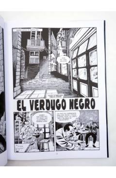 Muestra 2 de DAMPYR VOL EXTRA. EL VERDUGO NEGRO (Di Gergorio / Stassi) Aleta 2016