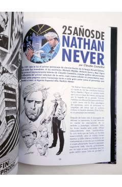 Muestra 4 de NATHAN NEVER VOL EXTRA. AGENTE ESPECIAL ALFA (Serra / Castellini) Aleta 2016
