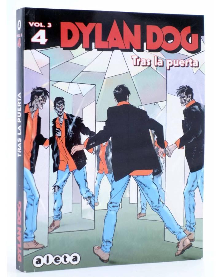 Cubierta de DYLAN DOG VOL. 3 Nº 1. TRAS LA PUERTA (Vvaa) Aleta 2014