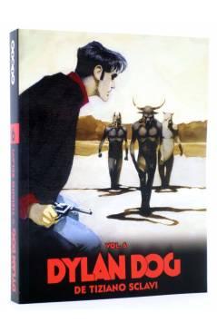 Cubierta de DYLAN DOG DE TIZIANO SCLAVI VOL. 6 (Tiziano Sclavi) Aleta 2010