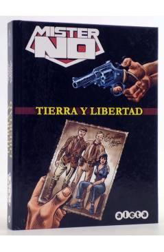 Cubierta de MISTER NO. TIERRA Y LIBERTAD (Mignacco Suárez Etc) Aleta 2013