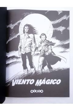 Muestra 1 de VIENTO MÁGICO. FORT GHOST (Manfredi / Ortiz / Barbati / Ramella) Aleta 2016