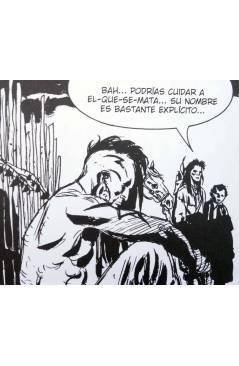 Muestra 5 de VIENTO MÁGICO. FORT GHOST (Manfredi / Ortiz / Barbati / Ramella) Aleta 2016