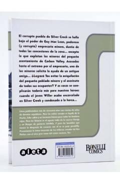 Contracubierta de TEX. SANGRE EN COLORADO (Claudi Nizzi / Ivo Milazzo) Aleta 2013