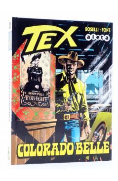 Cubierta de TEX. COLORADO BELLE (Mauro Boselli / Alfonso Font) Aleta 2014