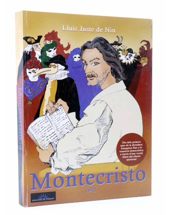 Cubierta de PAPERS GRISOS 16. MONTECRISTO 1941 (Lluís Juste De Nin) De Ponent 2007