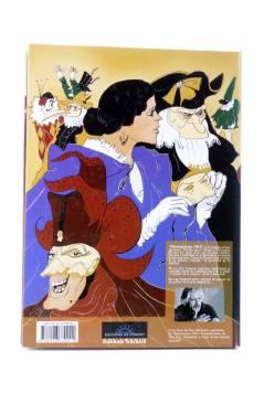 Contracubierta de PAPERS GRISOS 16. MONTECRISTO 1941 (Lluís Juste De Nin) De Ponent 2007