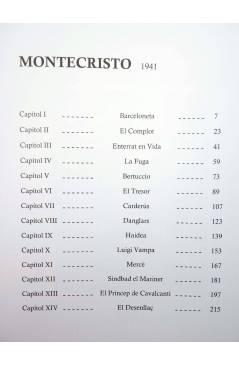 Muestra 1 de PAPERS GRISOS 16. MONTECRISTO 1941 (Lluís Juste De Nin) De Ponent 2007
