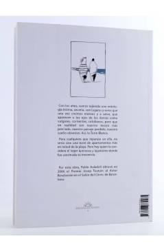 Contracubierta de CREPÚSCULO 8. LA TORRE BLANCA. LIBRO DE LOS VERANOS (Pablo Auladell) De Ponent 2010