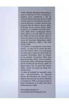Muestra 1 de CREPÚSCULO 8. LA TORRE BLANCA. LIBRO DE LOS VERANOS (Pablo Auladell) De Ponent 2010