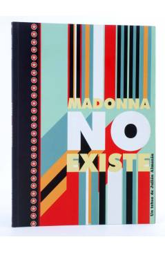 Cubierta de CREPÚSCULO 26. MADONNA NO EXISTE (Julián Almazán) De Ponent 2011