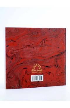 Contracubierta de PAPERS GRISOS 34. CARNET D'AVENTURES (Stygrit) De Ponent 2012