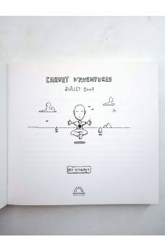 Muestra 1 de PAPERS GRISOS 34. CARNET D'AVENTURES (Stygrit) De Ponent 2012