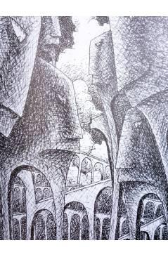 Muestra 4 de PAPERS GRISOS 34. CARNET D'AVENTURES (Stygrit) De Ponent 2012