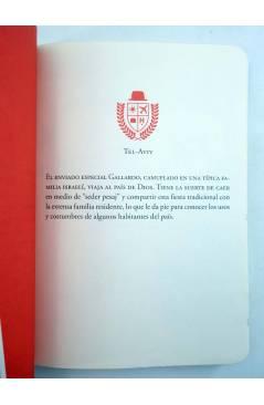 Muestra 1 de PAPERS GRISOS 13. TRES VIAJES (Miguel Gallardo) De Ponent 2006