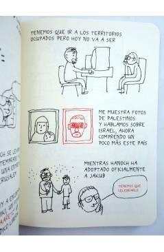 Muestra 2 de PAPERS GRISOS 13. TRES VIAJES (Miguel Gallardo) De Ponent 2006