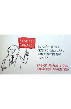 Muestra 5 de PAPERS GRISOS 13. TRES VIAJES (Miguel Gallardo) De Ponent 2006