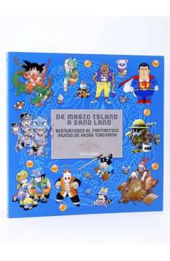 Cubierta de MANGA BOOKS 13. DE MAGIC ISLAND A SAND LAND. EL FANTÁSTICO MUNDO DE AKIRA TORIYAMA (Igor Gobbi) 2009
