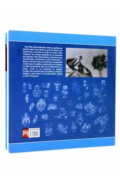 Contracubierta de MANGA BOOKS 13. DE MAGIC ISLAND A SAND LAND. EL FANTÁSTICO MUNDO DE AKIRA TORIYAMA (Igor Gobbi) 2009
