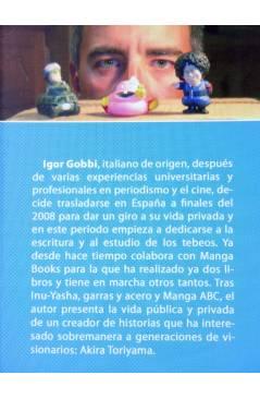 Muestra 1 de MANGA BOOKS 13. DE MAGIC ISLAND A SAND LAND. EL FANTÁSTICO MUNDO DE AKIRA TORIYAMA (Igor Gobbi) 2009