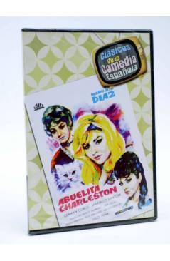 Cubierta de DVD CLÁSICOS DE LA COMEDIA ESPAÑOLA 11. ABUELITA CHARLESTON (Javier Setó) 2005