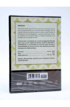 Contracubierta de DVD CLÁSICOS DE LA COMEDIA ESPAÑOLA 11. ABUELITA CHARLESTON (Javier Setó) 2005