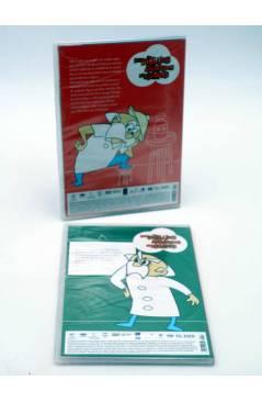 Contracubierta de DVD LOS DIBUJOS ANIMADOS DE SIEMPRE 3 Y 13. FÉLIX EL GATO I Y II. El País 2008