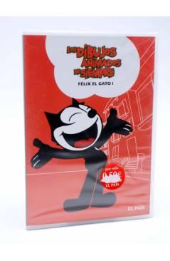 Muestra 1 de DVD LOS DIBUJOS ANIMADOS DE SIEMPRE 3 Y 13. FÉLIX EL GATO I Y II. El País 2008