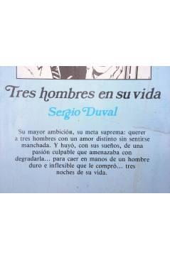 Muestra 1 de ARCADIA 8. TRES HOMBRES EN SU VIDA (Sergio Duval) Ceres 1981